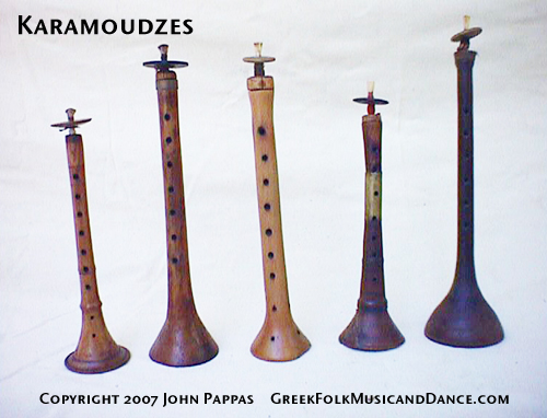 Greek Instruments ~ Greek Folk Music and Dance ~ John Pappas