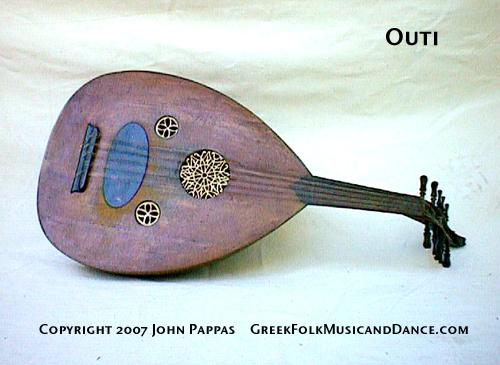 Greek Instruments ~ Greek Folk Music and Dance ~ John Pappas